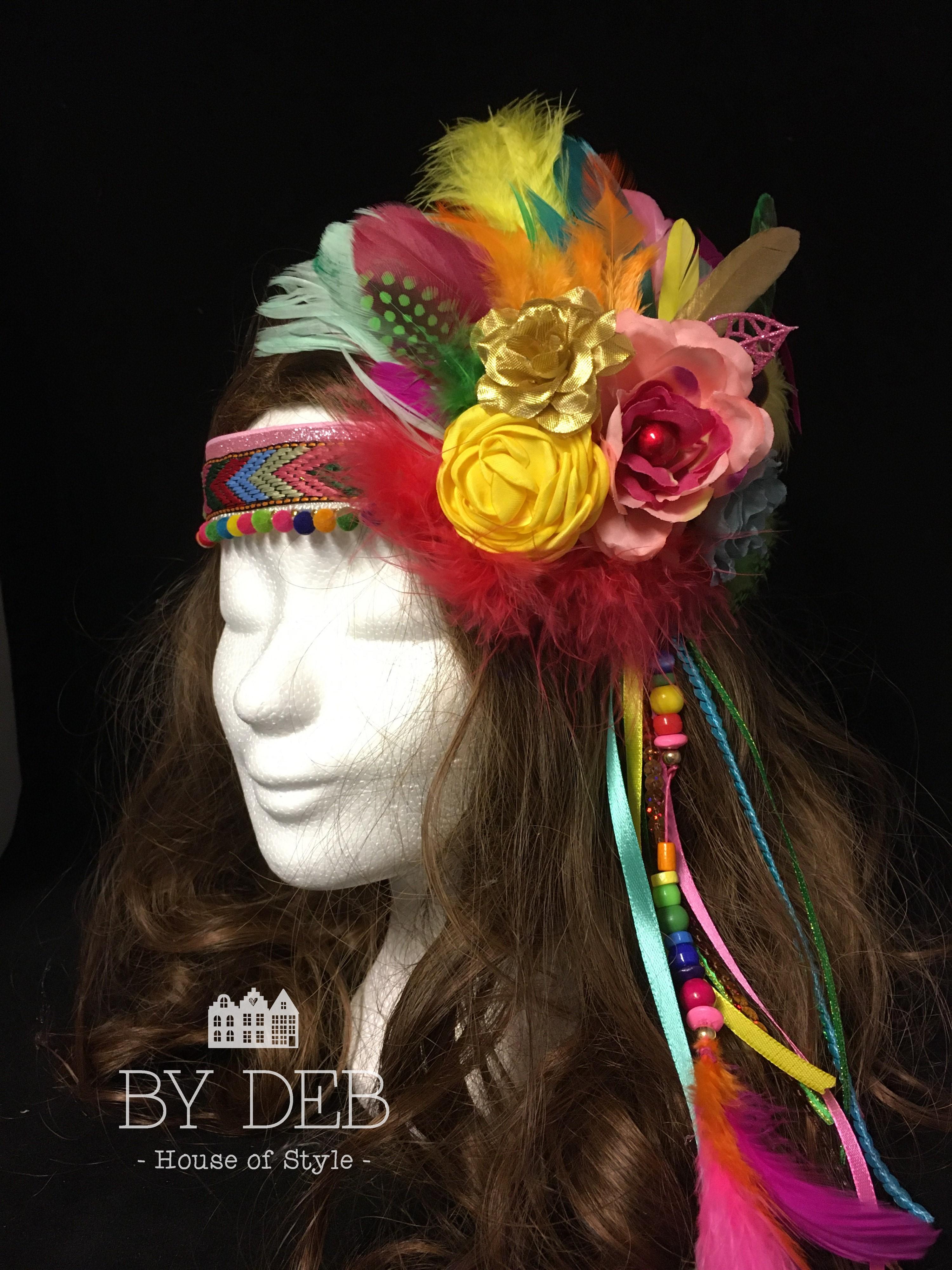Headband Rainbow
